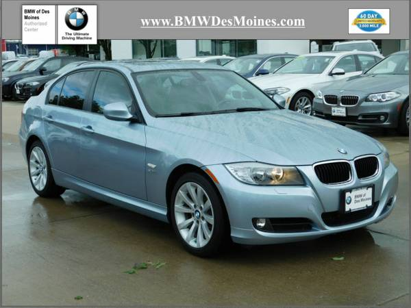 2011 BMW 3 Series 4dr Car 328i xDrive low 27,727 miles