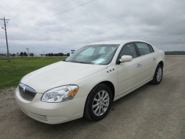 2010 Buick Lucerne CXL 84,430 Miles - $9,950