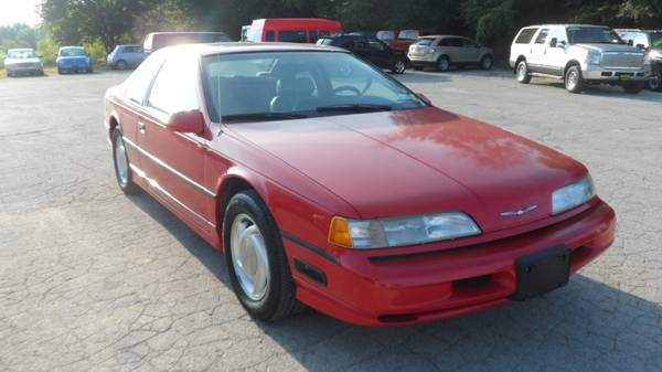 1989 Ford Thunderbird Super Coupe Nice Shape
