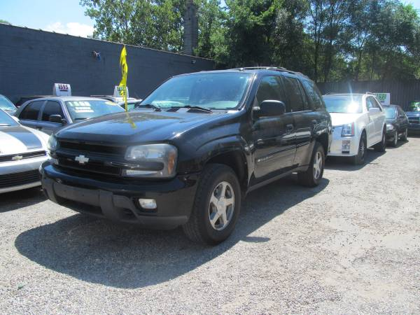 2004 CHEVY TRAILBLAZER 4X4 ** BUY HERE PAY HERE( 1400 DOWN PAYMENT )