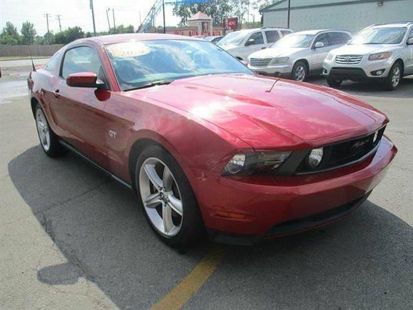 2010 *Ford* *Mustang* GT Coupe *$499 Down Drives Today!*