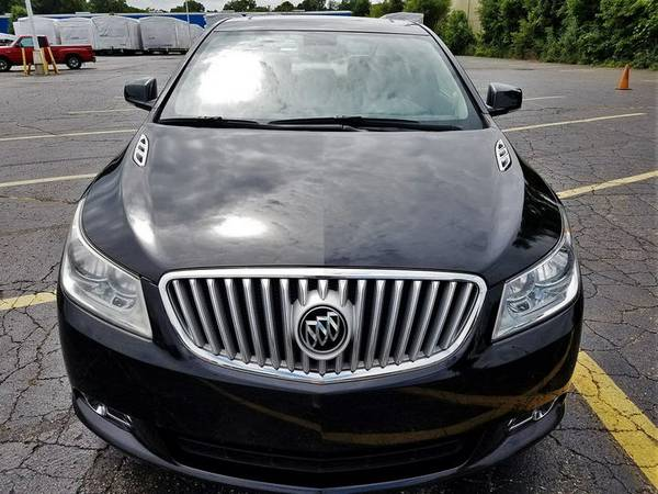 Buick Lacrosse CXL AWD Remote Start Leather Heated Seats Dual Moonroof