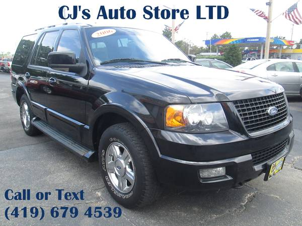 2006 Ford Expedition Limited 4x4 - GUARANTEED APPROVAL!!!