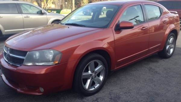 2008 DODGE AVENGER R/T 119k MILES AWD 4x4 beautiful just like new