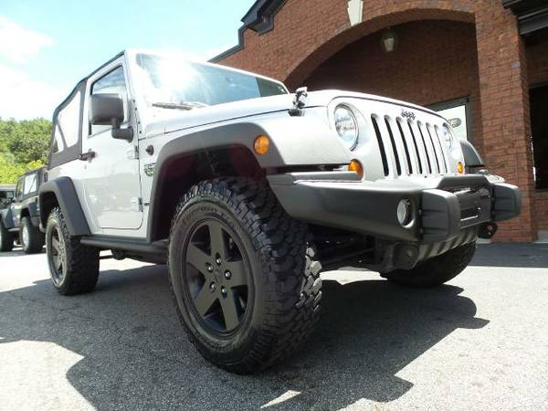 2012 Jeep Wrangler Rubicon Call Of Duty. We Take Trades!!