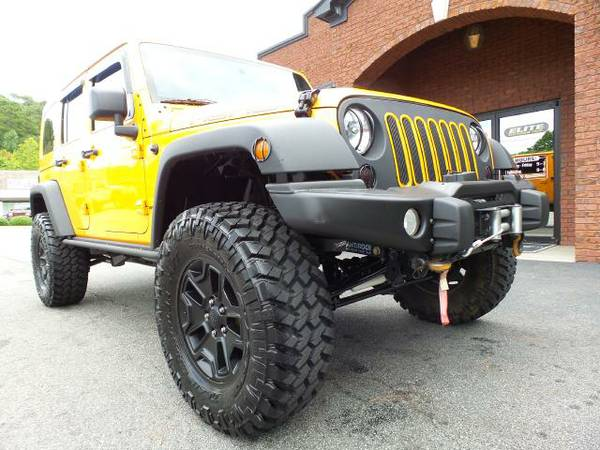2013 Jeep Wrangler Unlimited Sahara Moab. TeraFlex Lift, Air Lockers!!