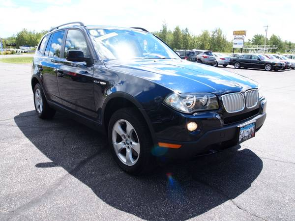 2007 BMW X3 3.0Si XDRIVE AWD COMPACT SUV! LOW 94K MILES! LOADED!