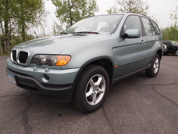 2002 BMW X5 3.0 AWD LUXURY/SPORT SUV! FULLY SERVICED! MUST SEE!