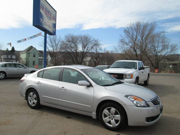 2008 Nissan Altima 2.5 S 4dr Sedan