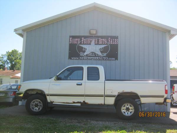 1995 TOYOTA T100 4WD