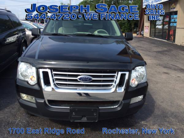 2007 Ford Explorer Sport Trac XLT - Get instant credit here!!
