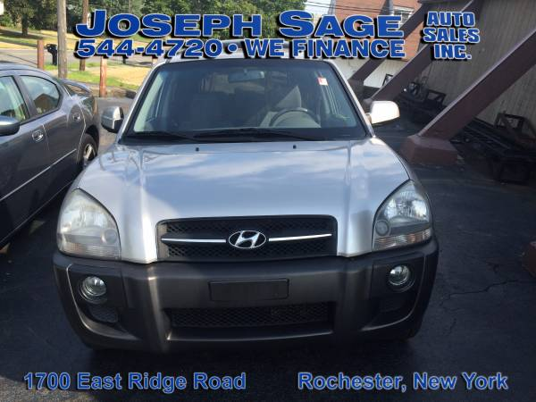 2006 Hyundai Tuscon V6 4WD - Instant credit approval here!