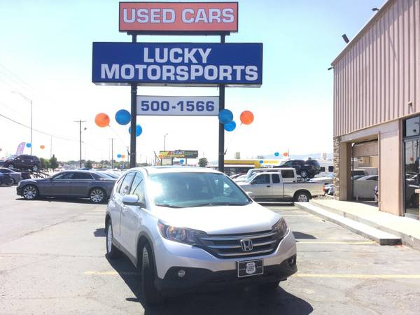 2012 Honda CRV>Clean Title>Low Payments>Life Time Warranty...