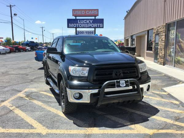 2012 TOYOTA TUNDRA>CLEAN TITLE>FULLY LOADED>LIFE TIME...