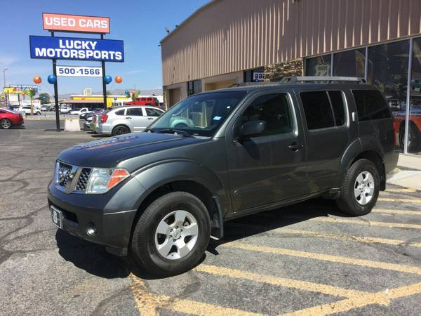 2007 Nissan Pathfinder>Clean Title>Life Time Warranty Available