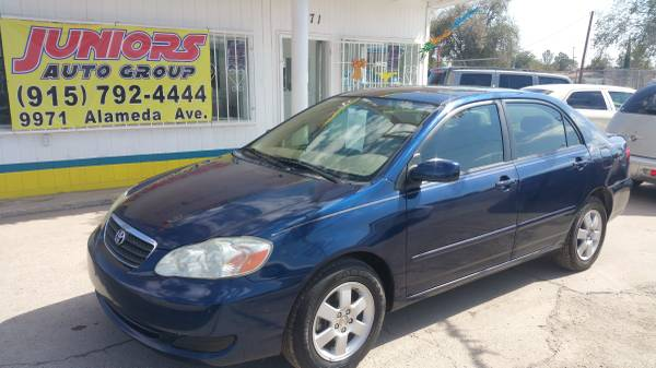 2008 TOYOTA COROLLA.. NO CREDIT?... WHO CARES!...