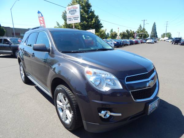 2014 CHEVROLET EQUINOX 4D SUV AWD. *FULLY LOADED*