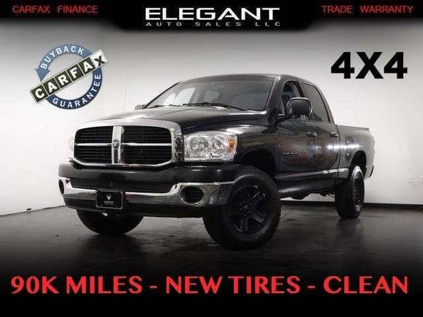 2007 Dodge Ram 1500 LOW MILES CLEAN NEW TIRES