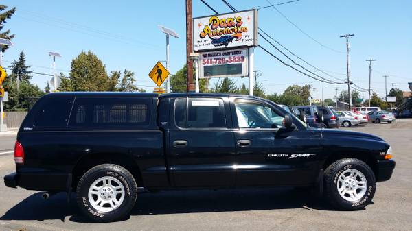 SOLD Dodge Dakota Quad Cab! NO CREDIT CHECKS 0% Interest!