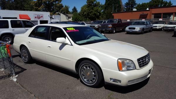 2000 Cadillac DHS, 92K miles, super clean, runs & drives great