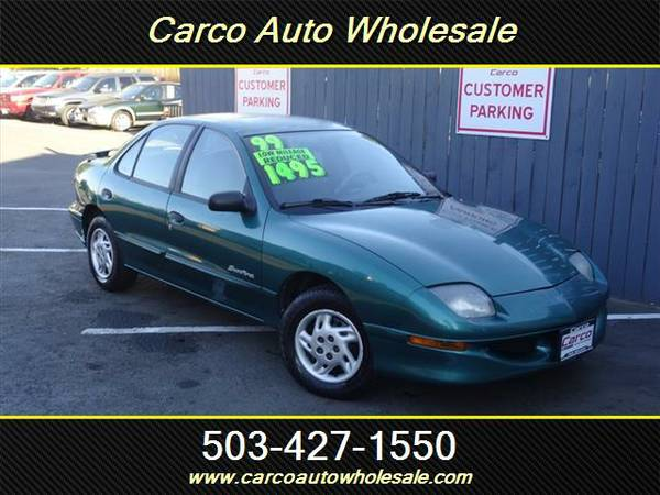 1999 Pontiac Sunfire SE, $$ SPECIAL PRICE $$, MUST SELL TODAY!!!! WOW