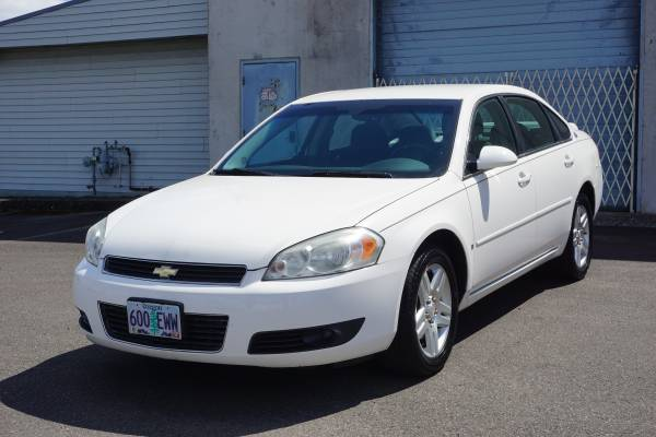 2006 Chevrolet Impala LT Low Miles Very Nice Newer Tires