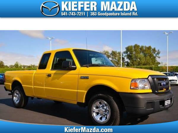 2006 *Ford* *Ranger* *2dr Supercab 126 WB XLT* Extended Cab Pickup