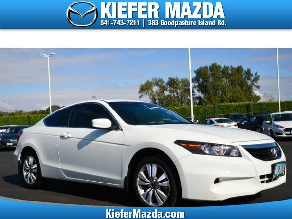 2011 *Honda* *Accord* *2dr I4 Auto EX-L* 2dr Car