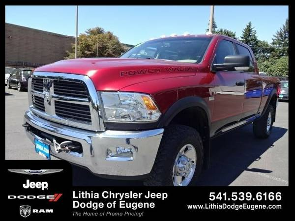 2012 Ram 2500 POWERWAGON (You Save $2,559 Below KBB Retail)