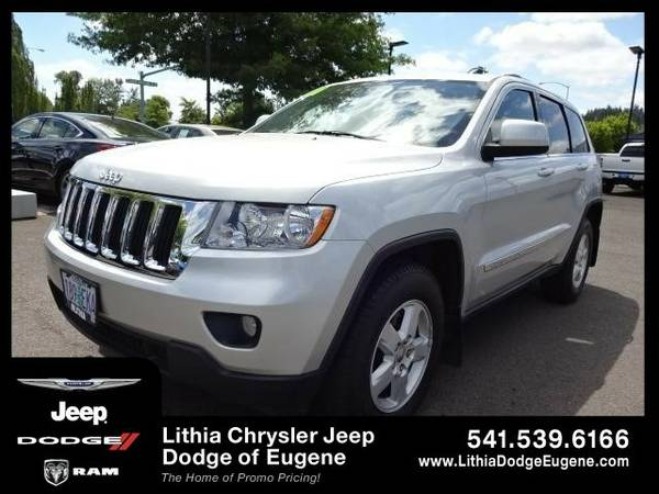 2011 Jeep Grand Cherokee LAREDO (You Save $328 Below KBB Retail)