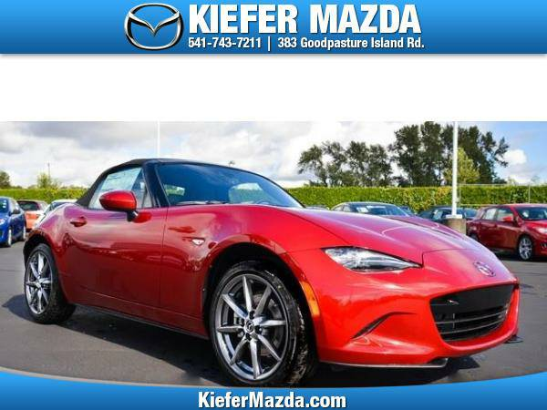 2016 *Mazda* *MX-5* *Miata* *2dr Conv Auto Grand Touring* Convertible