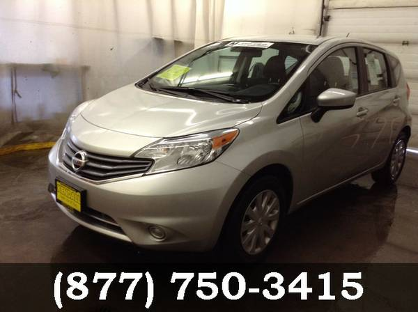 2015 Nissan Versa Note SILVER LOW PRICE - Great Car!
