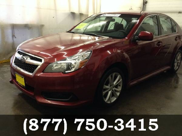 2014 Subaru Legacy MED RED Priced to SELL!!!