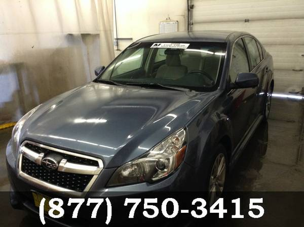 2014 Subaru Legacy MED BLUE ***BEST DEAL ONLINE***