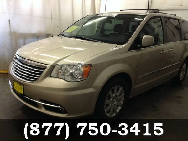 2014 Chrysler Town & Country BEIGE **FOR SALE**-MUST SEE!