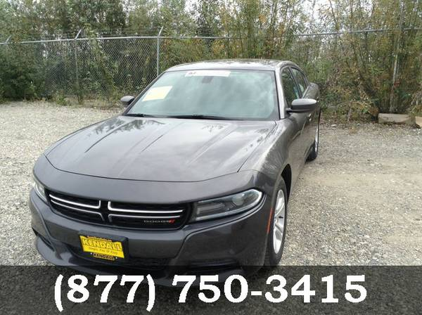 2015 Dodge Charger MED GRAY Must See - WOW!!!