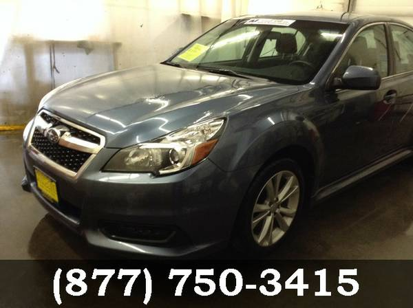 2014 Subaru Legacy MED BLUE *PRICED TO SELL SOON!*