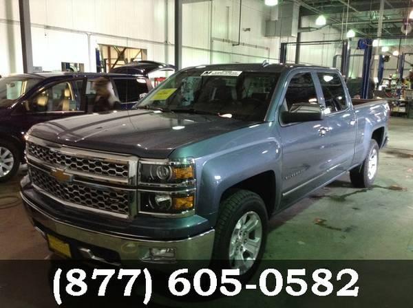 2014 Chevrolet Silverado 1500 BLUE *Unbelievable Value!!!*