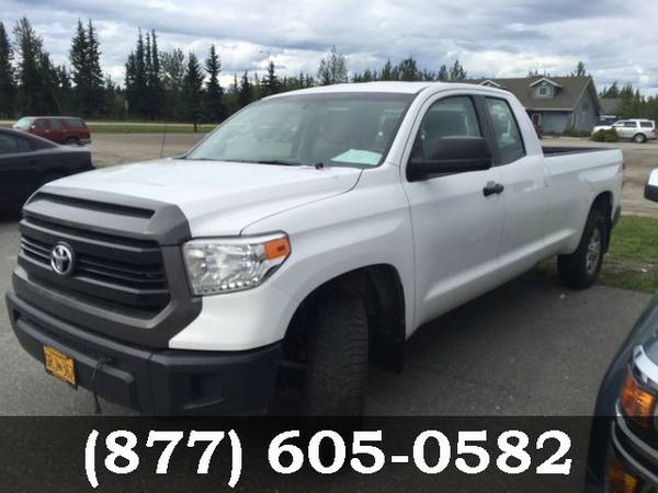 2014 Toyota Tundra 4WD Truck SUPER WHT Great Price! *CALL US*