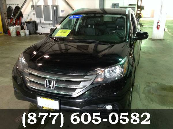 2012 Honda CR-V Crystal Black Pearl Great Price**WHAT A DEAL*