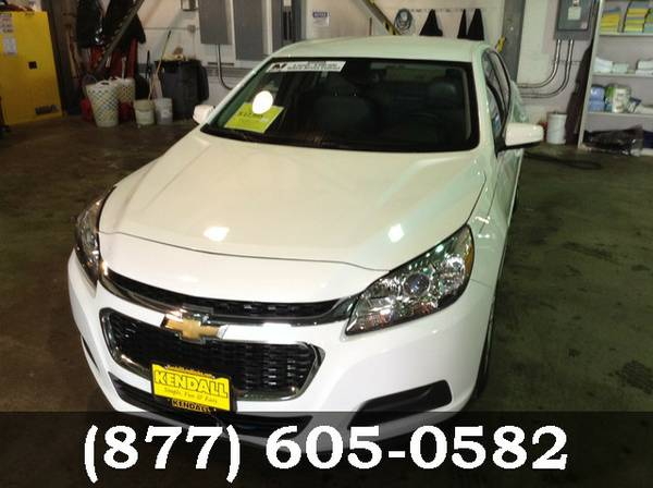2014 Chevrolet Malibu WHITE Sweet deal!!!!