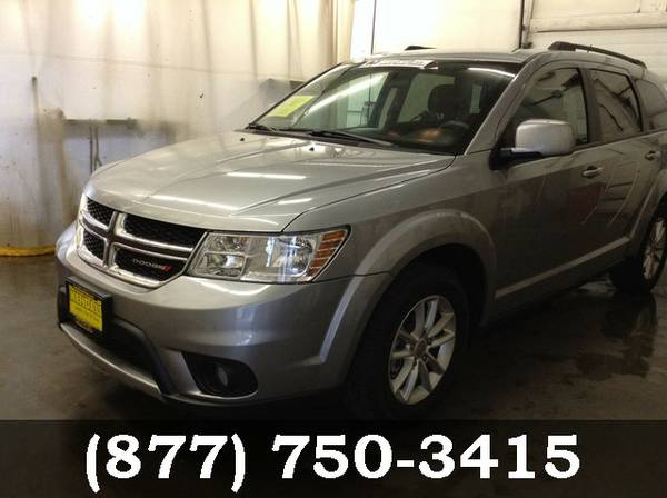 2015 Dodge Journey GRAY LT **Save Today - BUY NOW!**