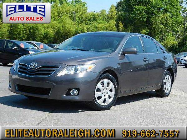 2010 *Toyota* *Camry* LE