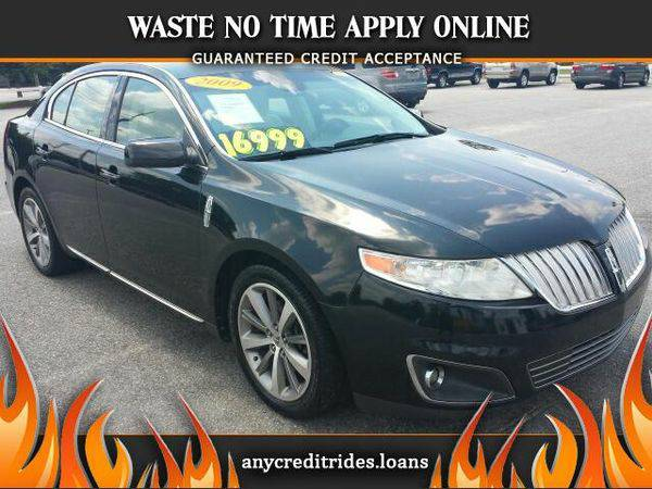 2009 *Lincoln* *MKS* FWD You're Approved or Car is *Free*