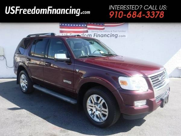 2007 Ford Explorer LIMITED 4X4 SUV Explorer Ford
