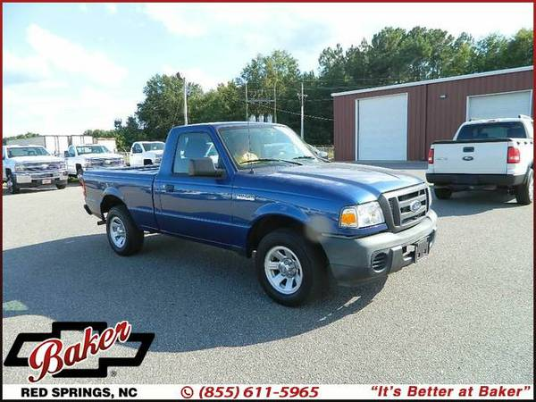2010 Ford Ranger - *EASY FINANCING TERMS AVAIL*