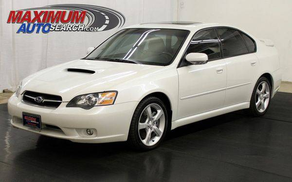 2005 *Subaru* *Legacy* 2.5GT