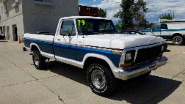 1979 *Ford* *F250* CUSTOM - Call or TEXT! Financing Available!