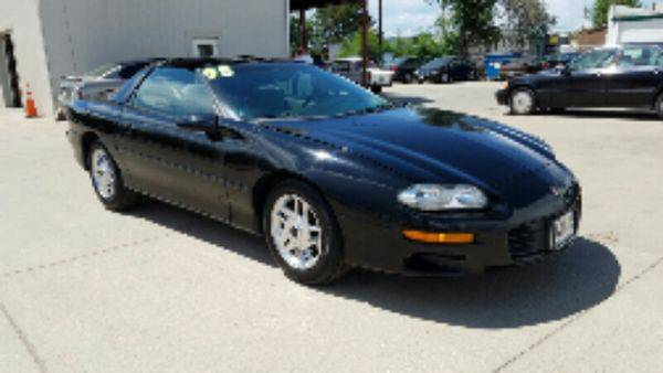 1998 *Chevrolet* *Camaro* 2dr Cpe - Call or TEXT! Financing Available!