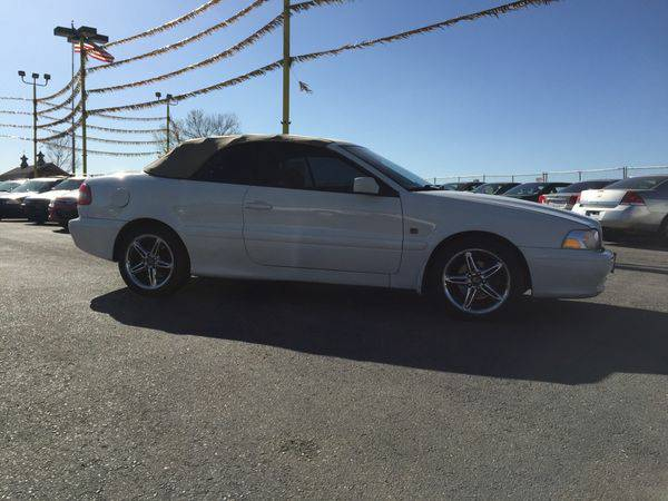 2000 *Volvo* *C70* HT A CV 2dr Conv Auto - Call or TEXT! Financing...
